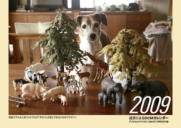 DCMカレンダー2009